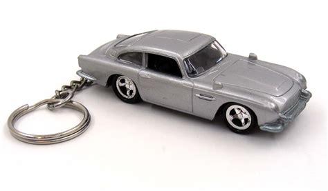 aston martin key chain custom keychain bond 007 thunderball aston martin