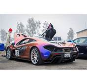 McLaren P1 Wrap  Wrapfolio