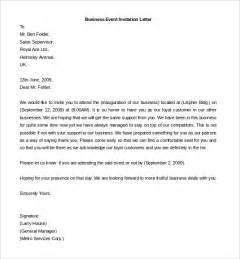 Body For Business Letter letters org the tone of the business invitation letters is extremely
