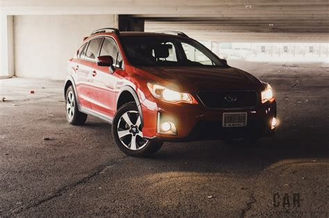 subaru trek red review 2017 subaru crosstrek kazan edition canadian