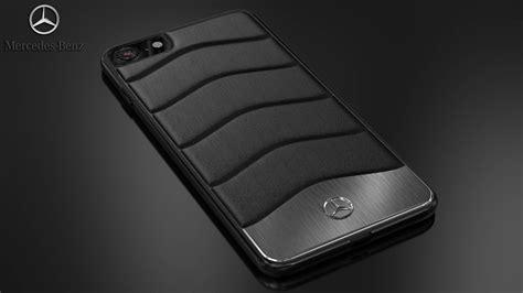 mercedes benz apple iphone     concept