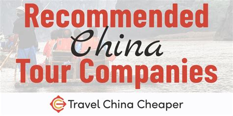 recommended china  operators   china travel