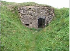 Verdun Fort Vaux aussen Forte