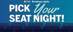 Blumenthal Broadway Lights by Pnc Broadway Lights Your Seat Blumenthal