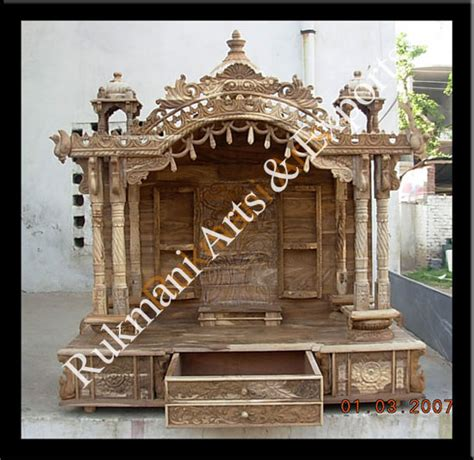 wooden mandir design house house mandir designs images
