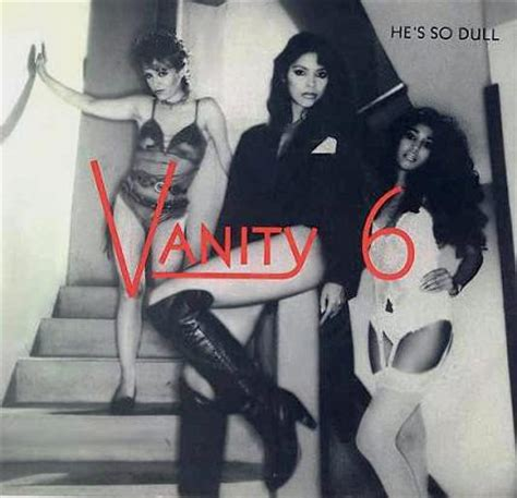 Vanity 6 Now by And Obscure Vanity 6 Apollonia 6