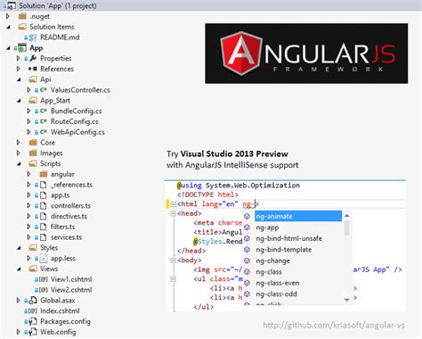 asp net 2 and angular 5 stack web development with net and angular books github kriasoft angular vs angularjs asp net web api