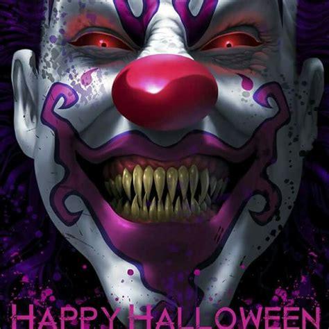 halloween clown tattoo evil clowns clown horror
