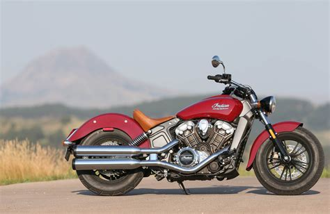 2015 Indian Scout: MD First Ride « MotorcycleDaily.com
