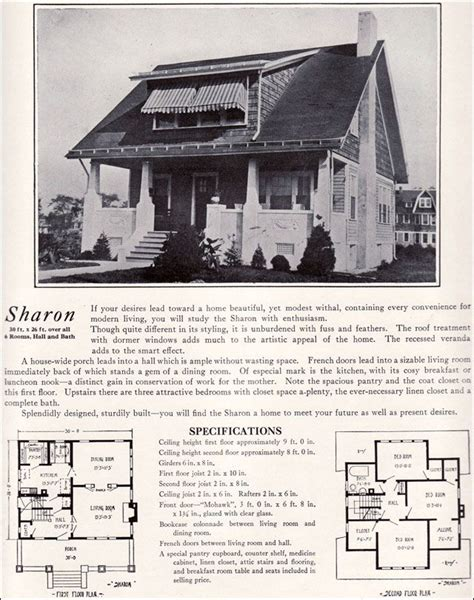 1920s bungalow floor plans 1920s bungalow with shed dormer 1922 bennett homes