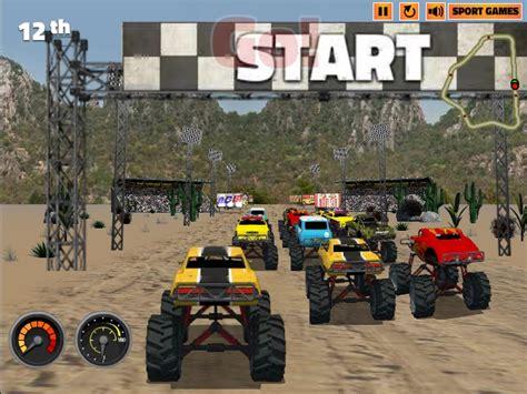 monster truck video games online play monster truck daredevil game car games loadingwx