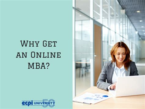 Why Get An Mba Degree by Why Earn An Mba