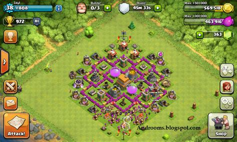 download game coc mod buat android coc clash of clans download download game clash of clans