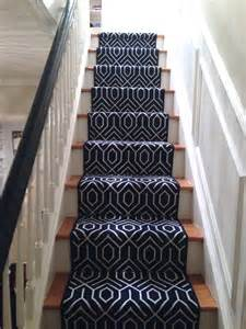 Front To Back Split House gorgeous stair runner had to share lorri dyner design