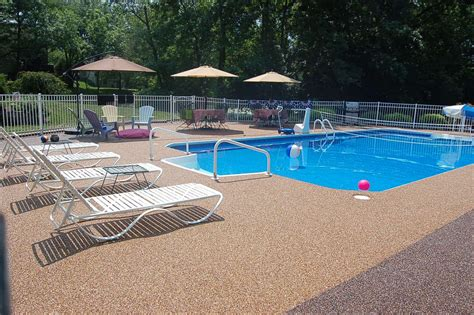 pool deck options