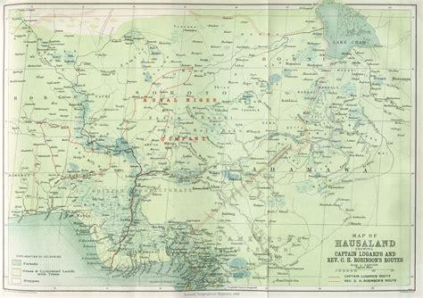 caboose 187 maps of nigeria