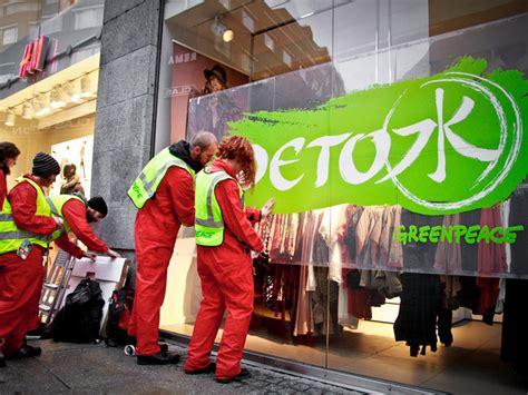 Greenpeace Detox by Moda Senza Sostanze Tossiche Altre Aziende Italiane
