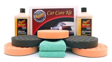 Meguiars Meguiars Classic Polishing Compound Poles Mobil meguiars ultra kit with 6 5 inch pads