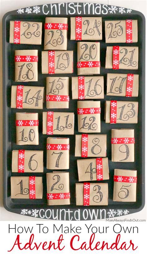 how to make an advent calendar out of paper advent calendar ideas diy magnetic matchbox