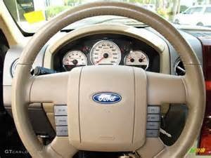 Steering Wheel For Ford F150 2007 Ford F150 Lariat Supercrew 4x4 Steering Wheel