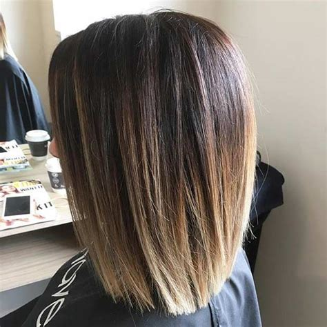 hpw to do ombre shoulder length hair yourself loreal 31 best shoulder length bob hairstyles shoulder length