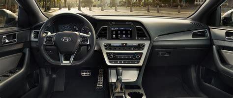 2017 hyundai sonata interior auto car hd