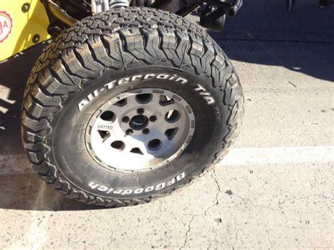 bfg rugged terrain vs all terrain bfg ko2 all terrain tires