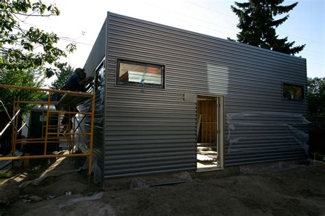 metal house siding modern modern metal house siding house interior