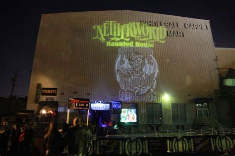haunted houses in atlanta fear factor netherworld haunted house haute living