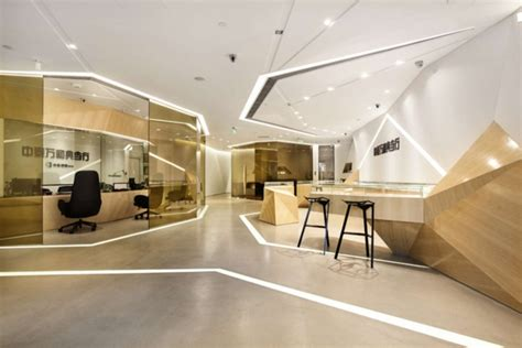 Retail Ceiling Design by Zhongtai Retail Flagship Store By B H Architects Beijing