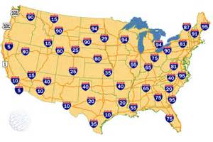 usa map with states and freeways jolene and the green toad