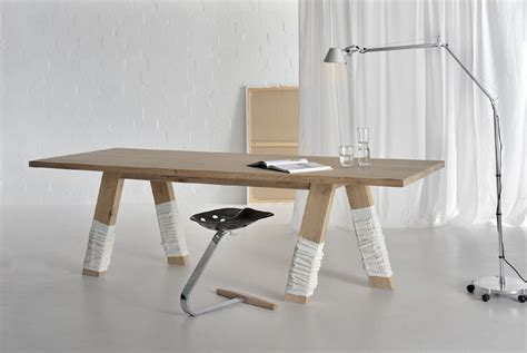 tisch mit dynamik modern und aus massivholz - Tisch Modern Design