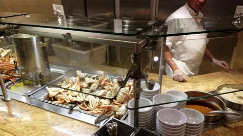 epic dungeness crab eat all you can seafood buffet