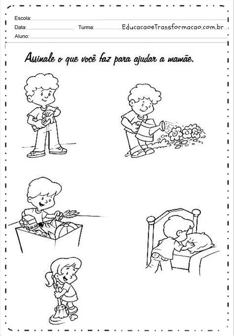 Poema Sobre A Familia Para EducaçãO Infantil LK88 - Ivango