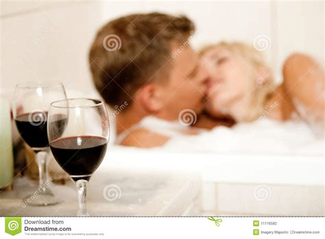 girl and boy kissing in bathroom couple kissing in the bath stock photo image of naked