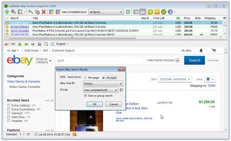 ebay download joybidder pro 1 9 75 free portable for os x 10 13