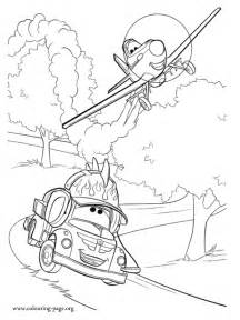 pics photos disney planes coloring pages dusty