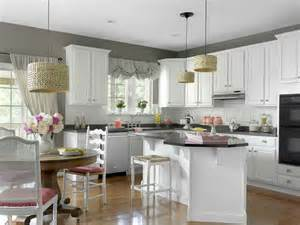 ideas for kitchen paint kitchen grey and white paint ideas for unique ambiance