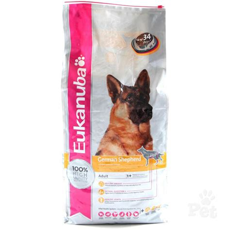 what to feed german shepherd puppy eukanuba german shepherd food