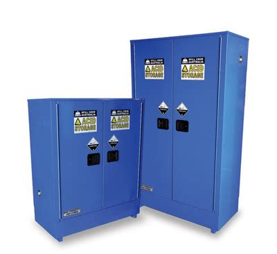 Msds Storage Cabinet by Corrosive Storage Cabinets By Global Spill