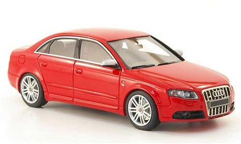 Audi S4 Rot by Audi S4 Rot Look Smart Modellauto 1 43 Kaufen Verkauf