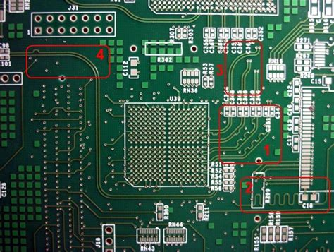 pcb layout design exles pcb design purpose of quot wave shaped quot pcb traces