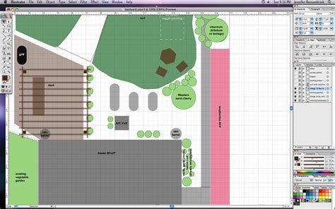 my back yard landscape plan the new home economics