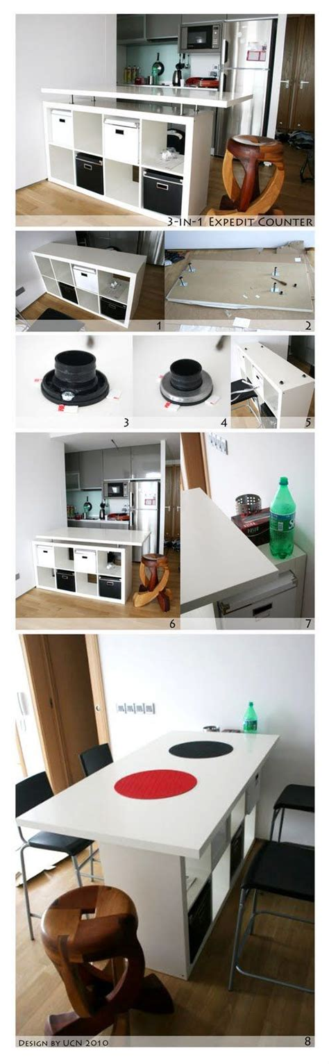 ikea kitchen island catalogue diy kitchen island from ikea bookcase kitchen island