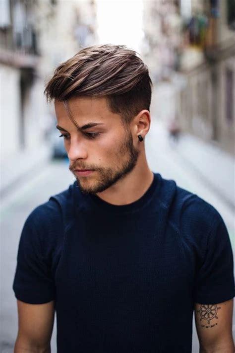 25 new men s hairstyles best 25 man haircut 2017 ideas on pinterest new mens