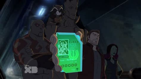 Guardian Of The Galaxy 03 review guardians of the galaxy animated series episode