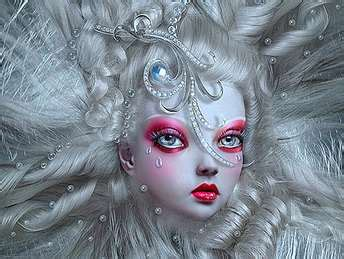 doll artworks mesmerizing doll displays would you be my miracle
