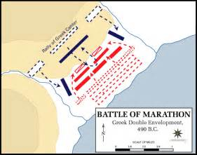 Marathon Greece Map by Battle Of Marathon 490bc Famous Battles You Should Know