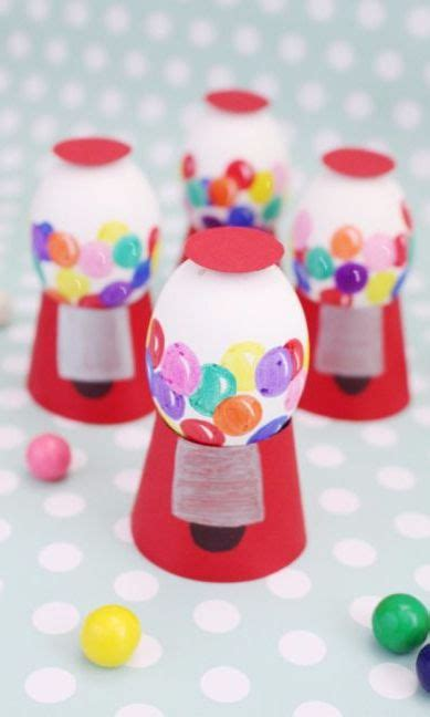 Easter Egg Decorating Contest Ideas by Gumball Decorating Ideas And Ha Ha On