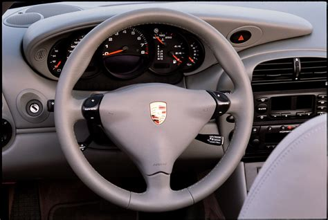 Exotic Car Interior 2003 Porsche 911 Interior